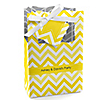 Chevron Yellow - Personalized Everyday Party Favor Boxes