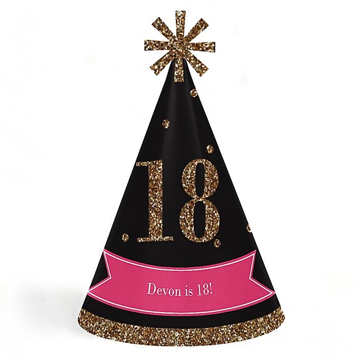 Chic 18th Birthday