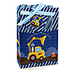 Construction Truck - Personalized Birthday Party Favor Boxes