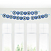 Construction Truck - Personalized Birthday Party Garland Letter Banner