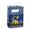 Construction Truck - Personalized Baby Shower Mini Favor Boxes