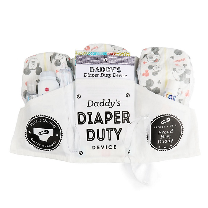 Daddy's Diaper Duty Device - Funny New Baby Gifts for Dad