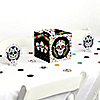 Day Of The Dead - Halloween Sugar Skull Party Centerpiece and Table Decoration Kit