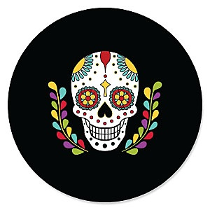 Day Of The Dead - Halloween Sugar Skull Party Theme