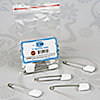 99¢ Diaper Pins - Baby Shower Do It Yourself - 12 ct