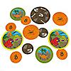 Dinosaur Birthday - Personalized Birthday Party Table Confetti - 27 ct