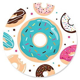 Donut Worry, Let's Party - Doughnut Party Theme