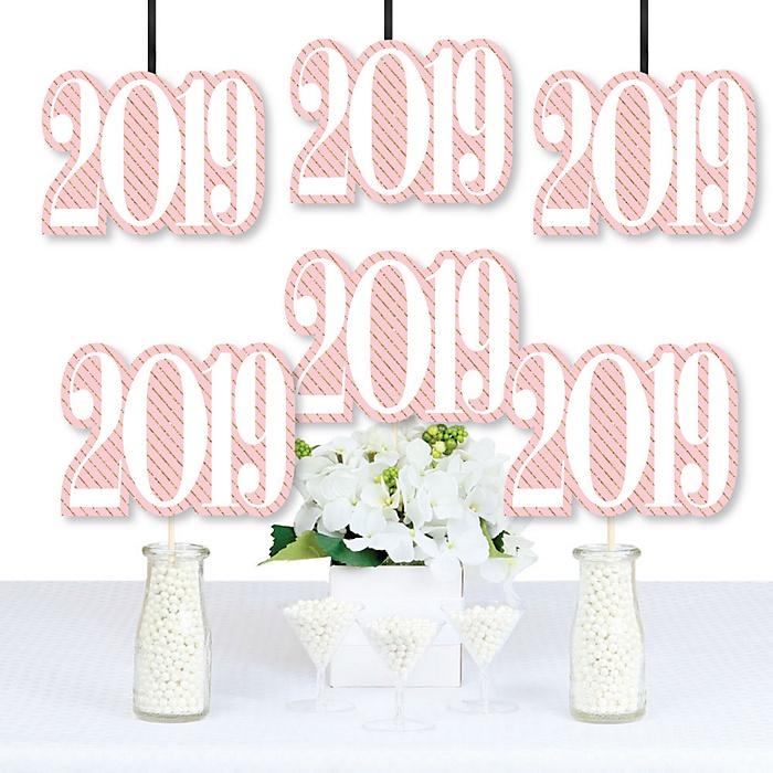 Dream Big - 2019 Decorations DIY Party Essentials - Set of 20