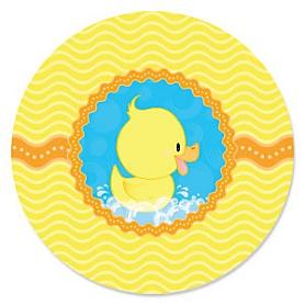 Ducky Duck - Baby Shower Theme