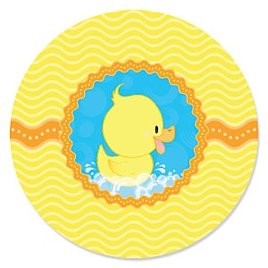 Ducky Duck - Baby Shower Theme