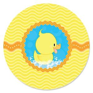 Ducky Duck - Birthday Party Theme