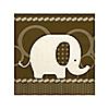 Baby Elephant - Baby Shower Beverage Napkins - 16 ct