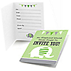 Baby Elephant - Baby Shower Fill In Invitations - 8 ct