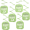 Baby Elephant - Baby Shower Hanging Decorations - 6 ct