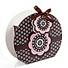 99¢ - Empty Trendy Gift Box - Baby Shower Do It Yourself