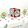 Fa La Llama - Christmas and Holiday Party Centerpiece & Table Decoration Kit