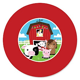 Farm Animals - Barnyard Party Theme
