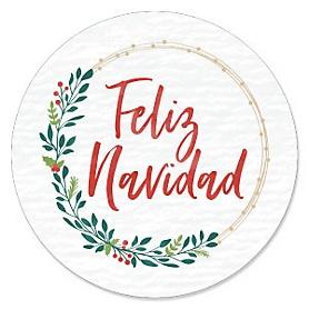 Feliz Navidad - Holiday and Spanish Christmas Party Theme