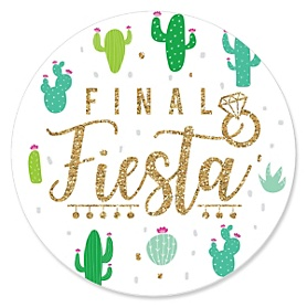 Final Fiesta - Last Fiesta Bachelorette Party Theme