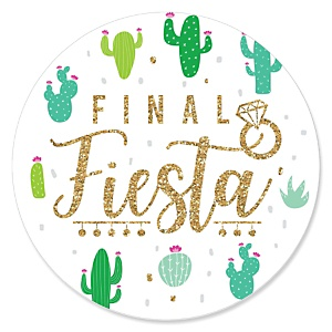 Final Fiesta - Last Fiesta Bachelorette Party Theme