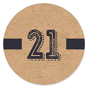 Finally 21 - 21st Birthday - Birthday Party Theme