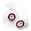 Flannel Fling Before The Ring - Personalized Buffalo Plaid Bachelorette Party Lip Balm Favors - Set of 12