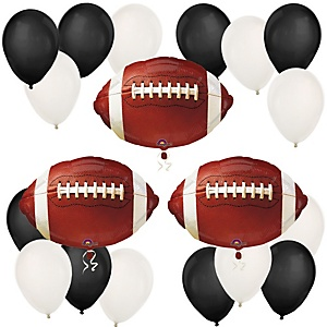 End Zone - Football - Baby Shower Balloon Kit