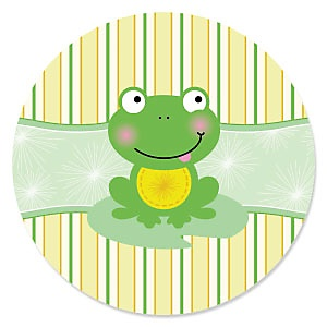 Froggy Frog - Birthday Party Theme