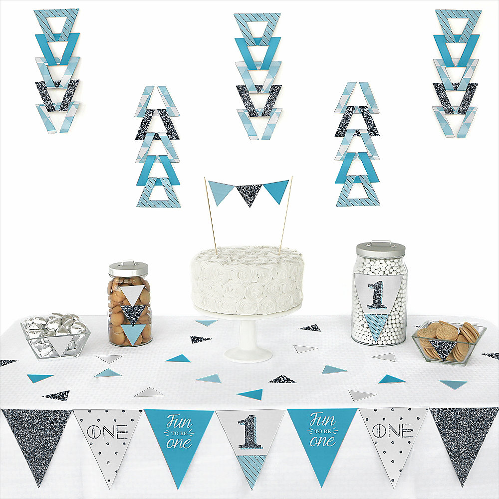First Birthday Party Decoration Kit Double Tap To Zoom