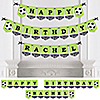 GOAAAL! - Soccer - Personalized Birthday Party Bunting Banner & Decorations