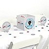 Gender Reveal - Baby Shower or Gender Reveal Party Centerpiece and Table Decoration Kit