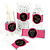 Girls Night Out - Bachelorette Party - DIY Party Wrappers - 15 ct