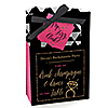 Girls Night Out - Personalized Bachelorette Party Favor Boxes - Set of 12