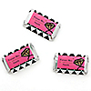 Girls Night Out - Personalized Bachelorette Party Mini Candy Bar Wrapper Favors - 20 ct