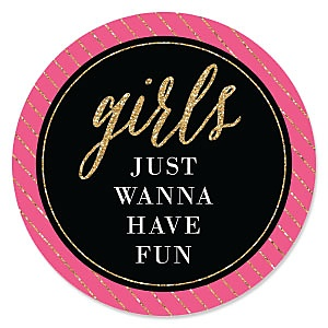 Girls Night Out - Bachelorette Party Theme
