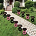 Girls Night Out - Diamond Ring - Lawn Decorations - Outdoor Bachelorette Party Yard Decorations - 10 Piece