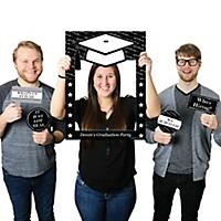 Graduation Photo Booth Prop Kits Bigdotofhappinesscom