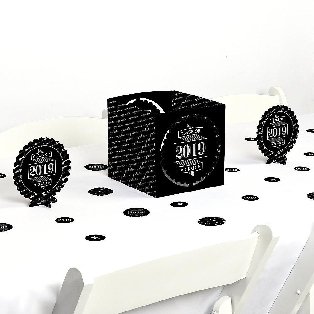 Graduation Cheers 2019 Graduation Party Centerpiece Table