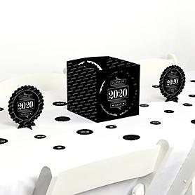 Graduation Cheers - 2020 Graduation Party Centerpiece & Table Decoration Kit