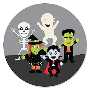 Halloween Monsters Theme Party