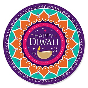 Happy Diwali - Festival of Lights Party Theme