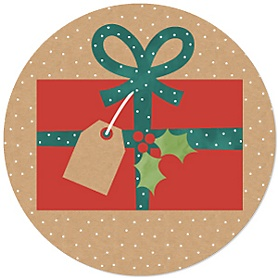 Happy Holiday Presents - Christmas Party