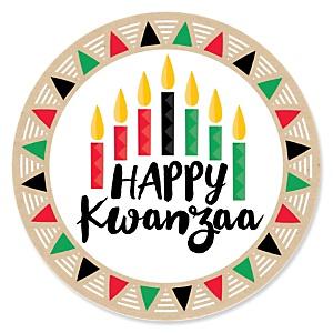 Happy Kwanzaa - African Heritage Holiday Theme