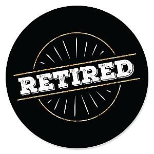 Happy Retirement - Retirement Party Theme