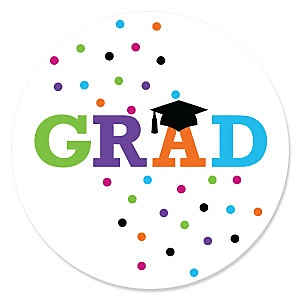 Hats Off Grad - Graduation Theme