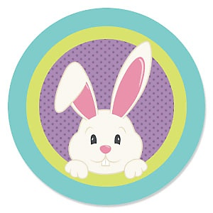 Hippity Hoppity - Easter Bunny Party Theme