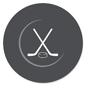 Shoots & Scores! - Hockey - Birthday Party Theme