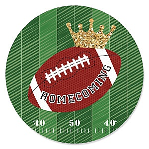 Homecoming - Football Theme