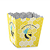 Honey Bee - Personalized Baby Shower Candy Boxes