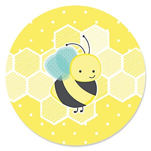 Honey Bee - Baby Shower Theme